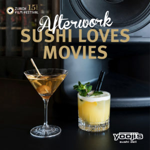 Afterwork - Sushi loves Movies @ Yooji's Dreikönig